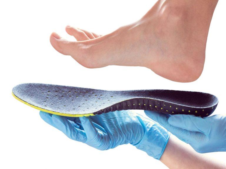 Semelles-orthopédiques
